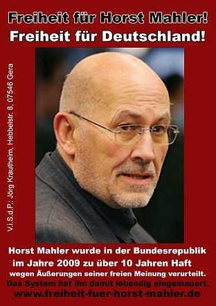 DE.Mahler.Freiheit fuer Horst Mahler.Aufruf.November 2014